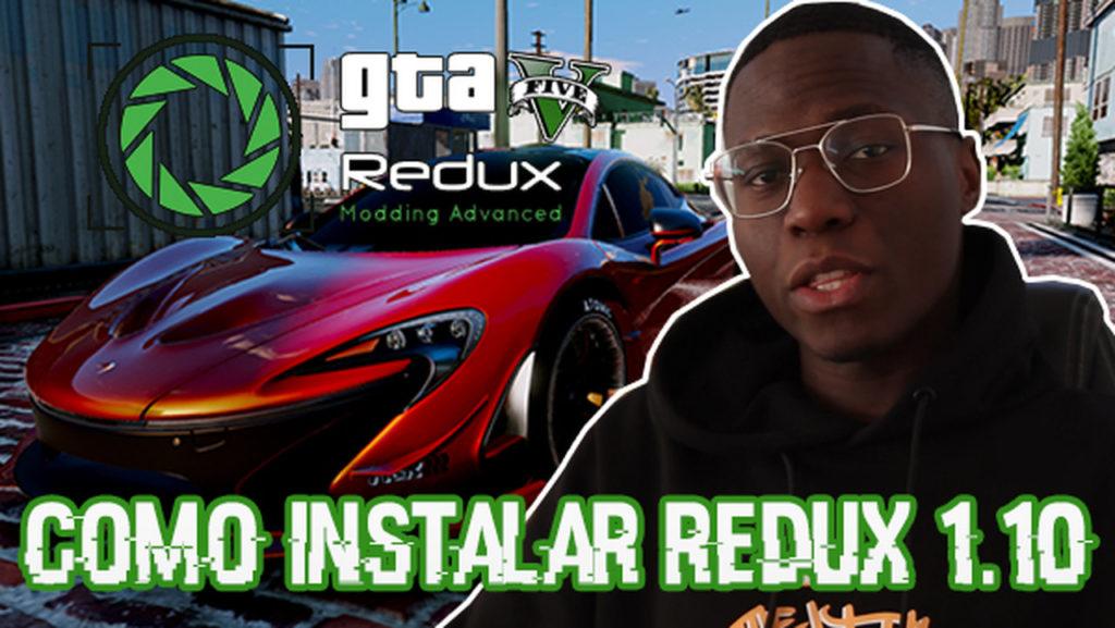 Como Instalar Correctamente GTA 5 REDUX 1.10 MOD COMPATIBLE Actualizado 2021